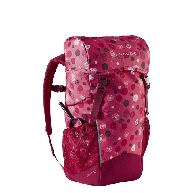 Vaude Skovi 15 Kinderrugzak bright pink/cranberry