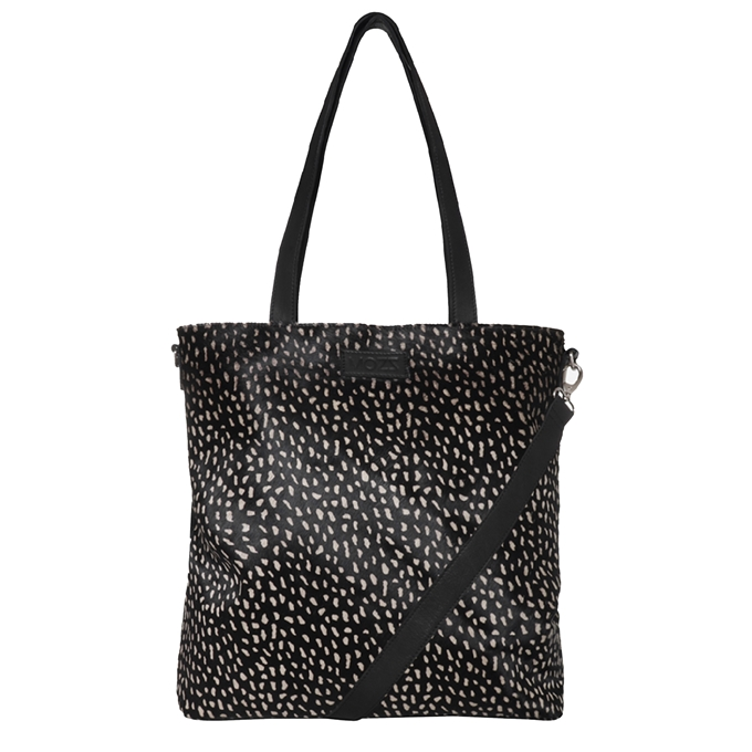 Mozz Wild Ones Momsbag Shopper dots reverse - 1