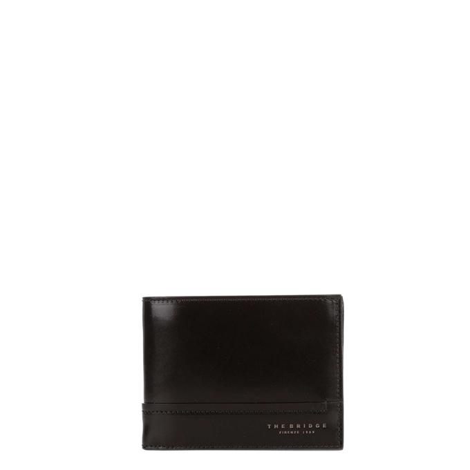The Bridge Trebbio Men's Wallet black