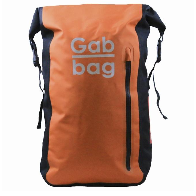 Gabbag Reflective Waterdichte Rugzak 35L oranje