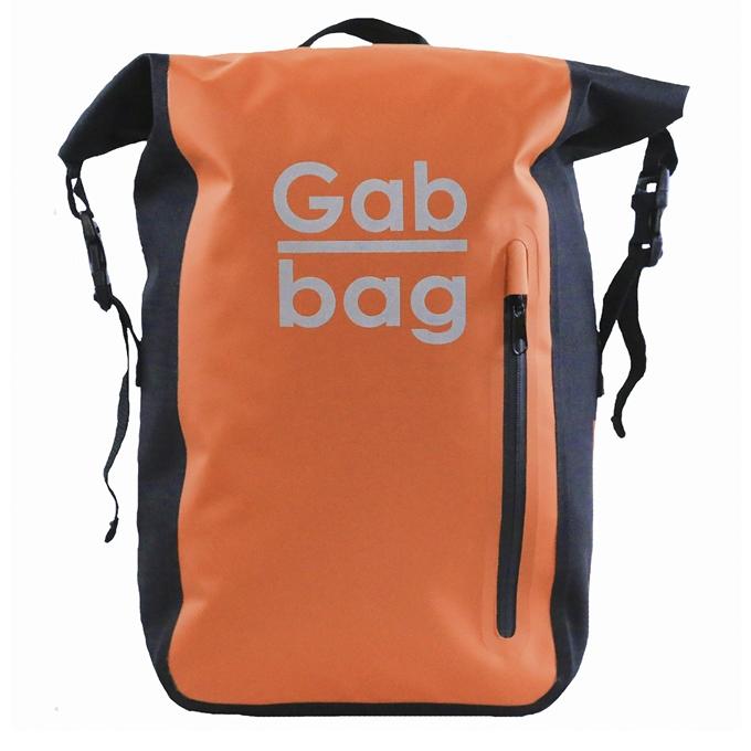 Gabbag Reflective Waterdichte Rugzak 25L oranje - 1