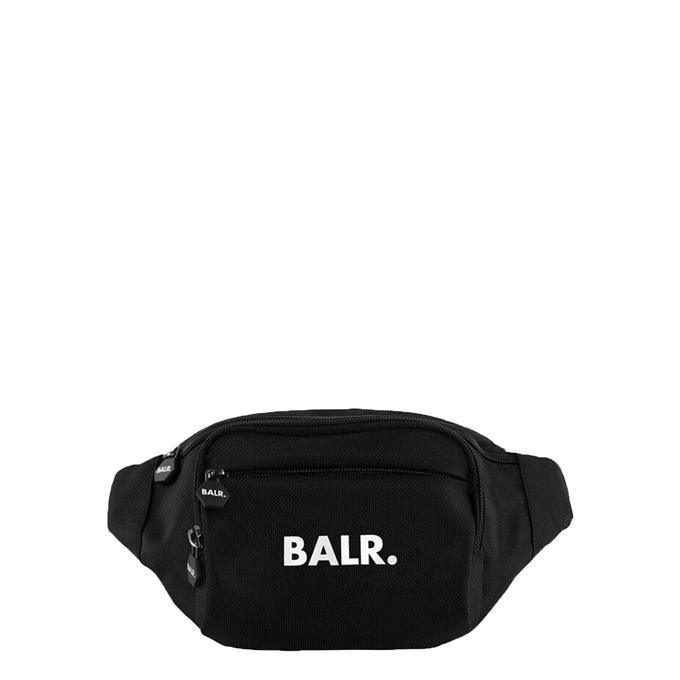 Balr. U-Series Small Waistpack jet black