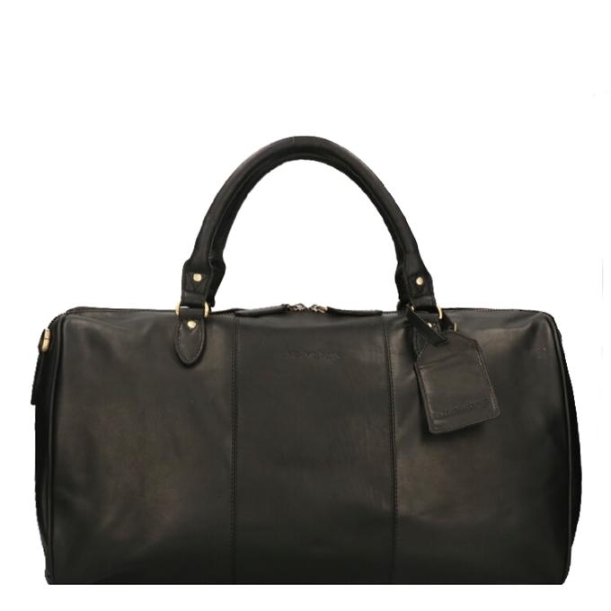 Travelbags The Weekender Duffel black