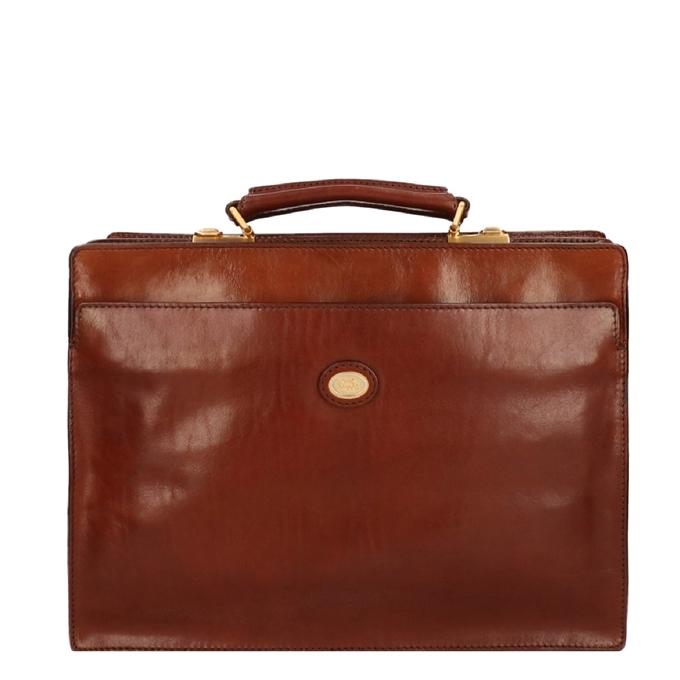 The Bridge Story Uomo Cartella Briefcase 40cm brown - 1