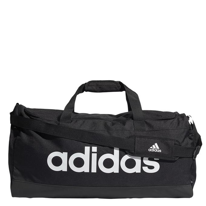 Adidas Linear Duffel L black/white