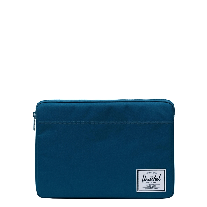 "Herschel Supply Co. Anchor Laptop Sleeve 13"" moroccan blue - 1"
