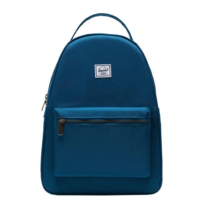 Herschel Supply Co. Nova Mid-Volume Rugzak moroccan blue
