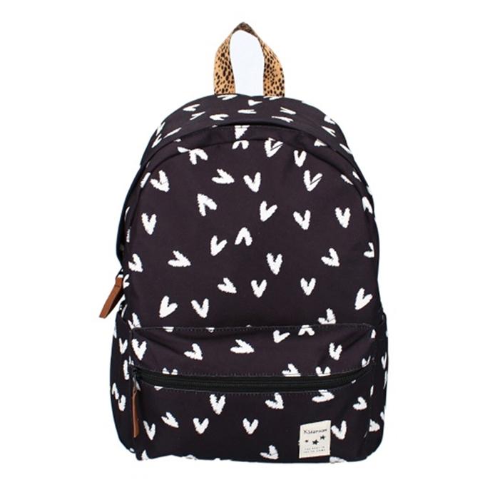Kidzroom Backpack Lucky Me L black