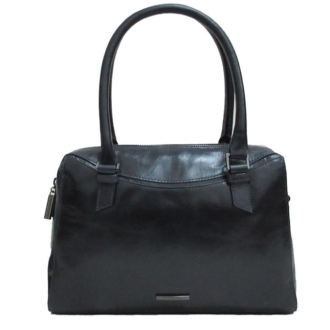 Claudio Ferrici Pelle Vecchia Handbag navy - 1