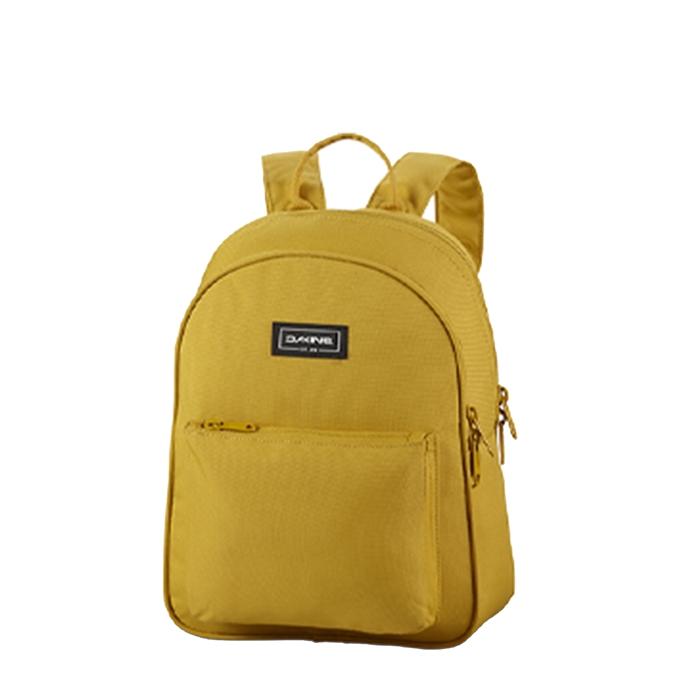 Dakine Essentials Pack Mini 7L mustard moss