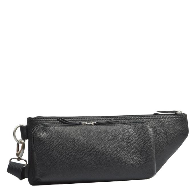Jost Stockholm Crossover Bag black