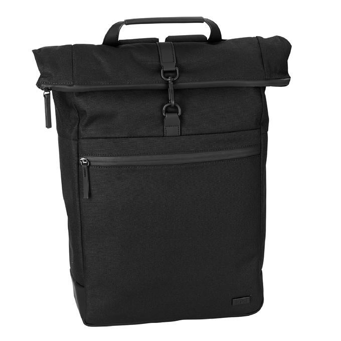 Jost Helsinki Backpack Courier black