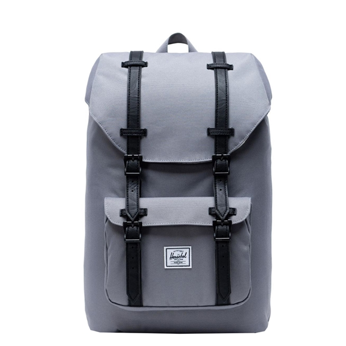 Herschel Supply Co. Little America Mid-Volume Rugzak grey/black - 1