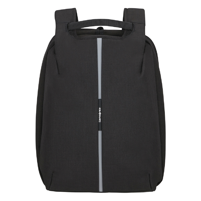 Samsonite Securipak Travel Backpack 15.6'' Exp black steel