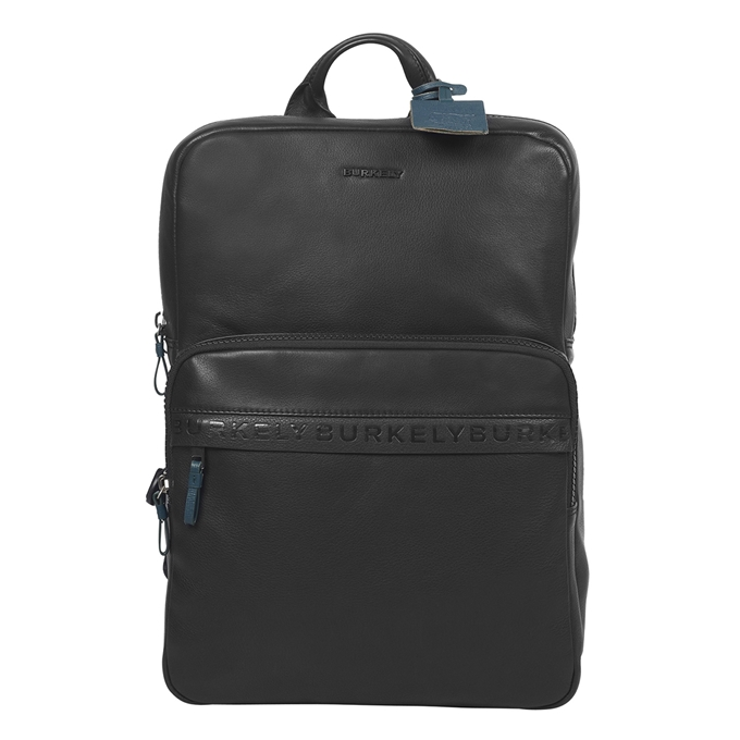 """Burkely On The Move Bold Bobby Backpack 15,6"""" black"""
