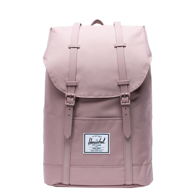 Herschel Supply Co. Retreat Rugzak ash rose - 1