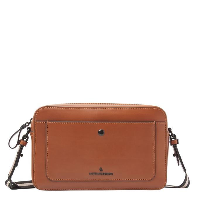 Castelijn & Beerens Dama Nova Crossbody Bag cognac