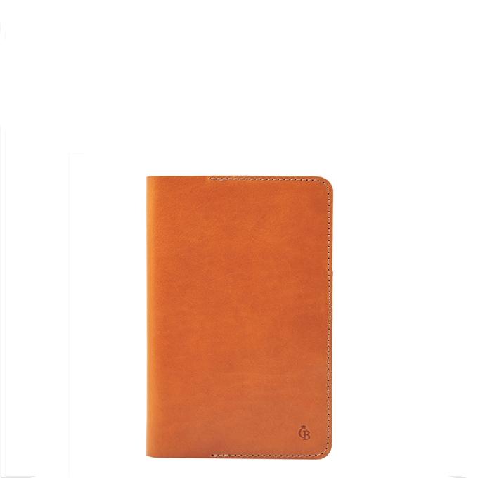 Castelijn & Beerens Gaucho Notebook Cover A5 Moleskine cognac