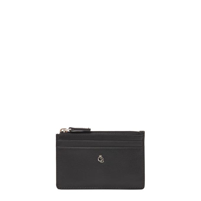 Castelijn & Beerens Vita Creditcard Etui 4 Pasjes RFID zwart - 1