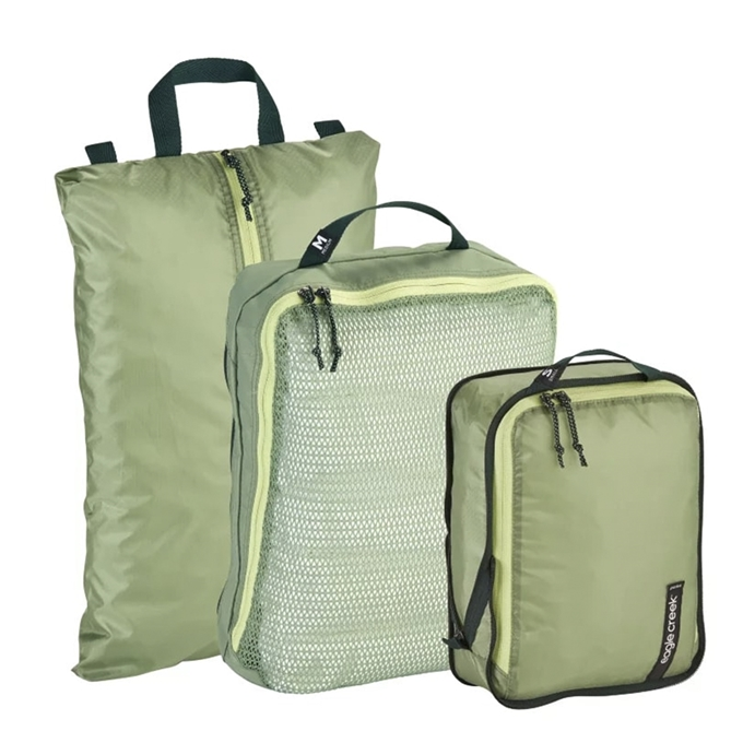 Eagle Creek Pack-It Essentials Set mossy green