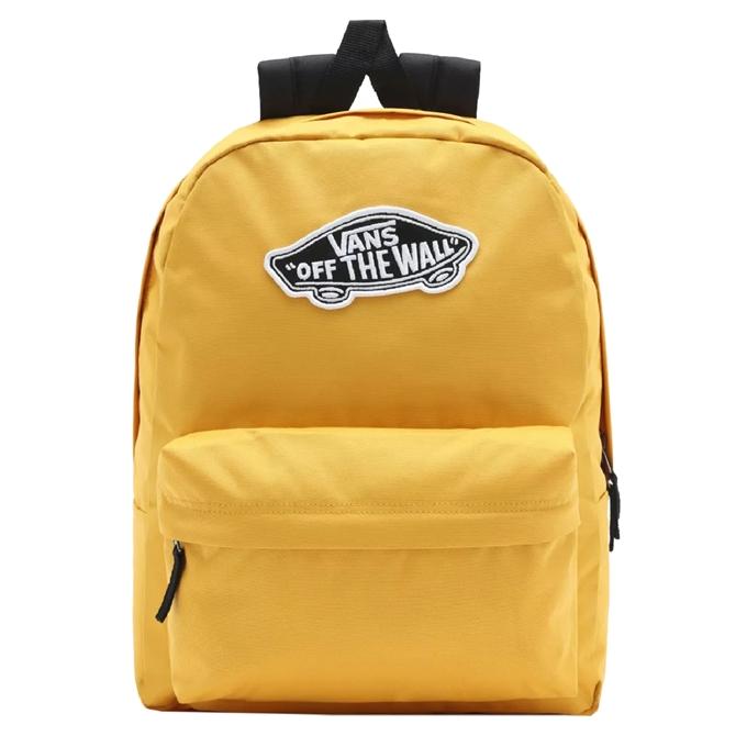Vans Realm Backpack golden glow