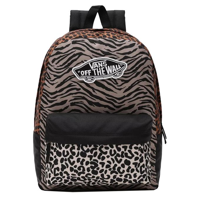 Vans Realm Backpack animal block - 1