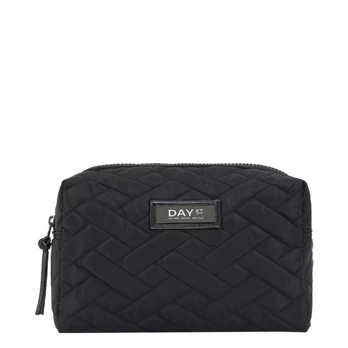 Day Et Gweneth RE-Q Tiles Beauty Bag black