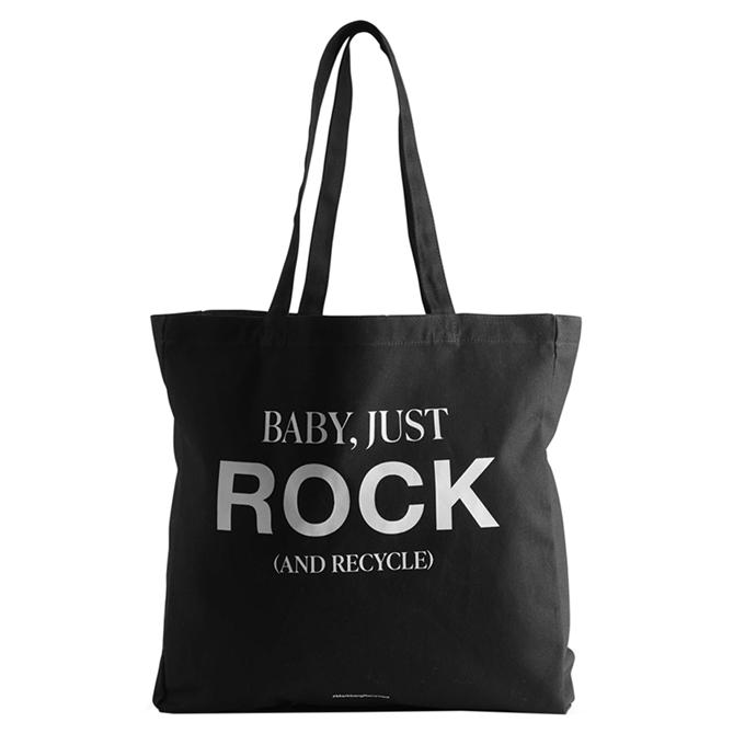 Markberg Isidora Recycled Just Rock Shopper black