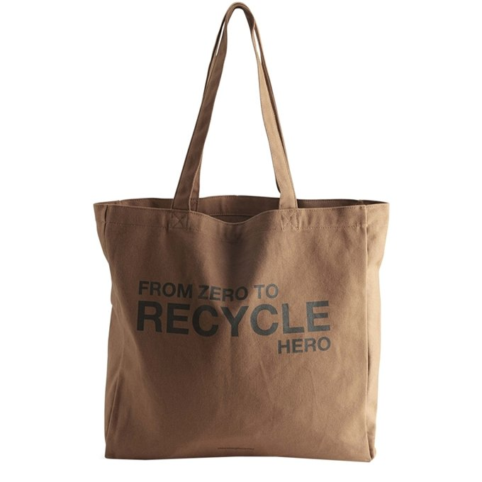 Markberg Isidora Recycled Hero Shopper hazel