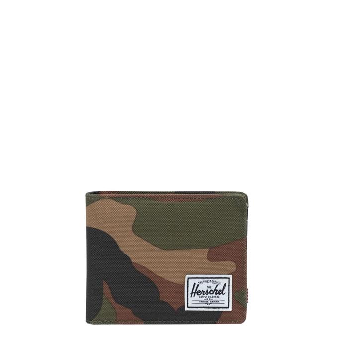 Herschel Supply Co. Roy Portemonnee RFID woodland camo - 1