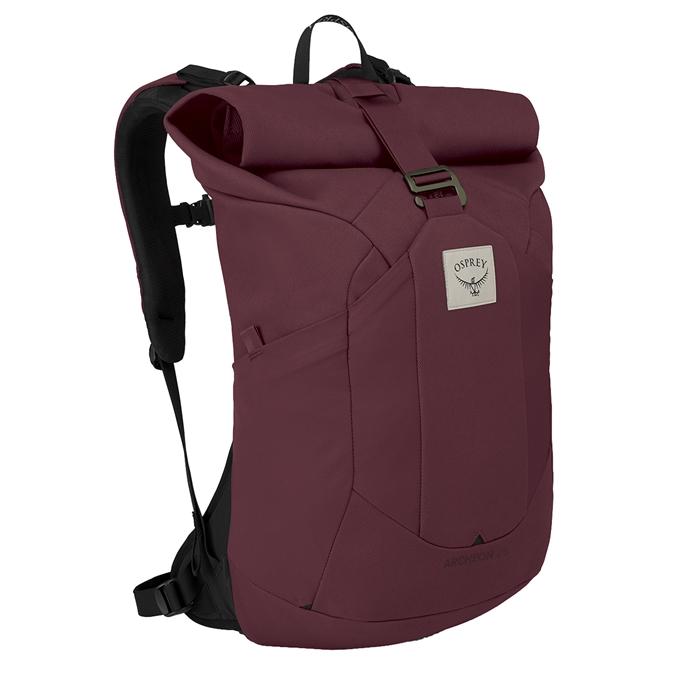 Osprey Archeon 25 Backpack mud red