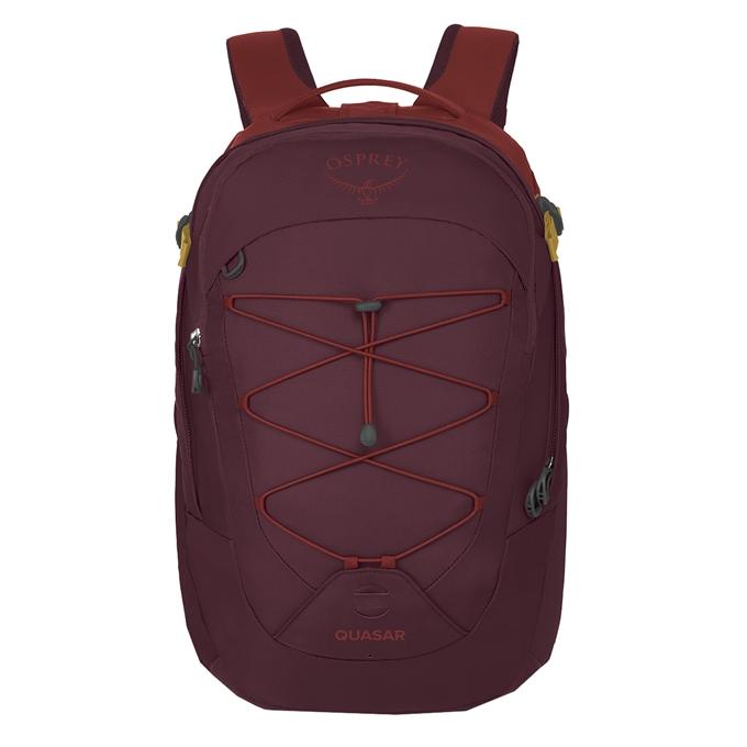 Osprey Quasar Backpack zircon red