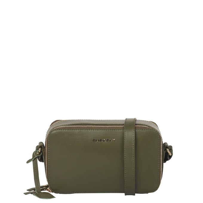 Burkely Parisian Paige Crossover Box olive green