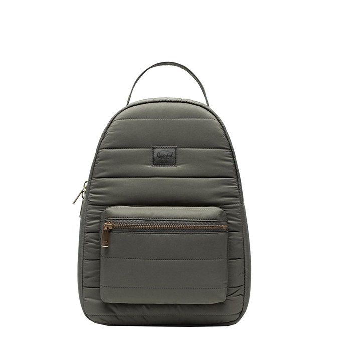 Herschel Supply Co. Nova Small Rugzak Quilted dusty olive - 1