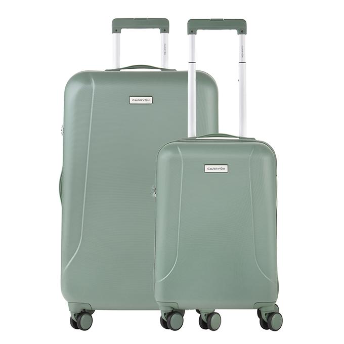 CarryOn Skyhopper 55 + 78 Set olive