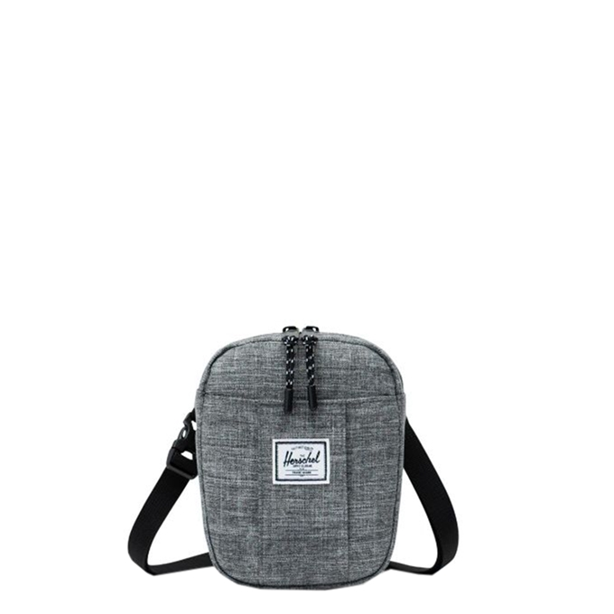 Herschel Supply Co. Cruz Crossbody raven crosshatch