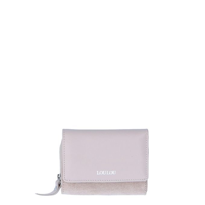 LouLou Essentiels Classics Wallet beige - 1