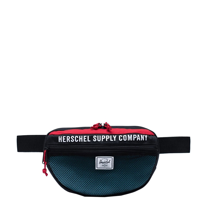 Herschel Supply Co. Nineteen Heuptas Athletics black/red - 1