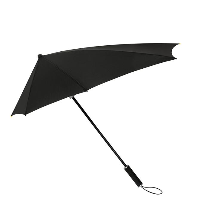 Impliva STORMaxi Aerodynamische Stormparaplu zwart - 1
