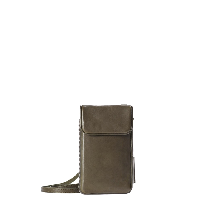Aunts & Uncles Jamie's Orchard Cloudberry OL Phone Bag olive