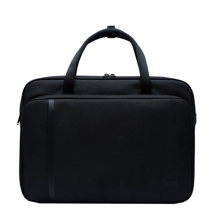 Herschel Supply Co. Gibson Large Laptoptas black - 1