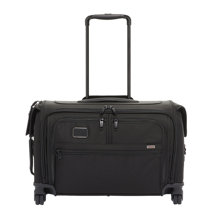 Tumi Alpha Garment 4 Wheel Carry-On black