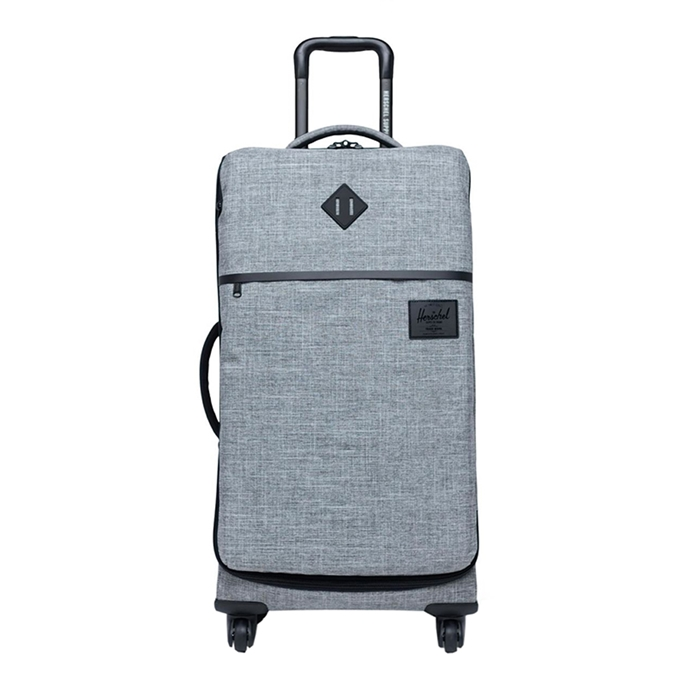 Herschel Supply Co. Highland Medium Trolley raven crosshatch - 1