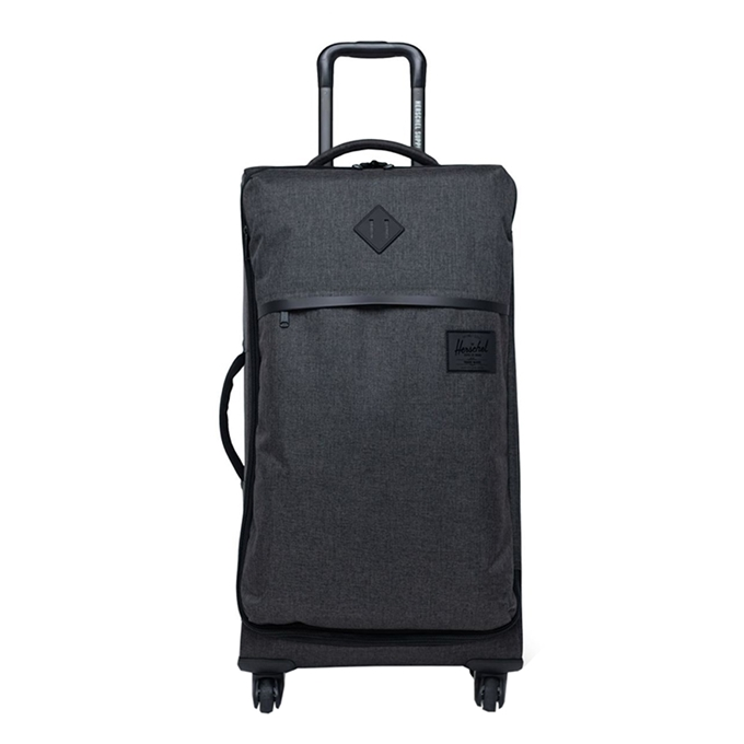 Herschel Supply Co. Highland Medium trolley black crosshatch - 1