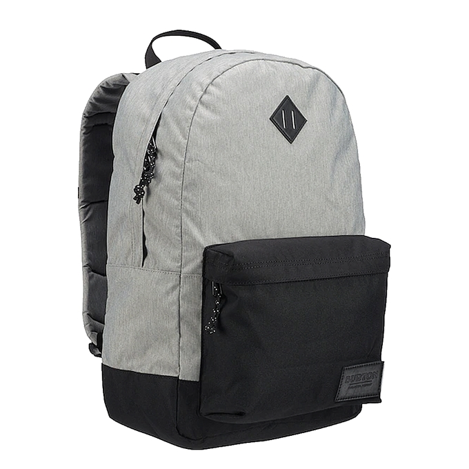 Burton Kettle Rugzak gray heather - 1