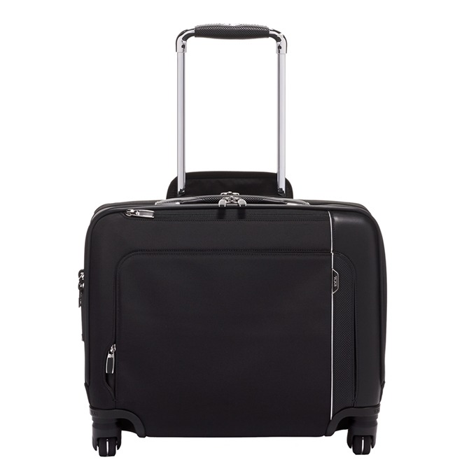 Tumi Arrivé Compact 4 Wheel Briefcase black