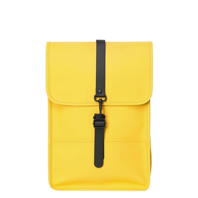 Rains Original Backpack Mini yellow - 1