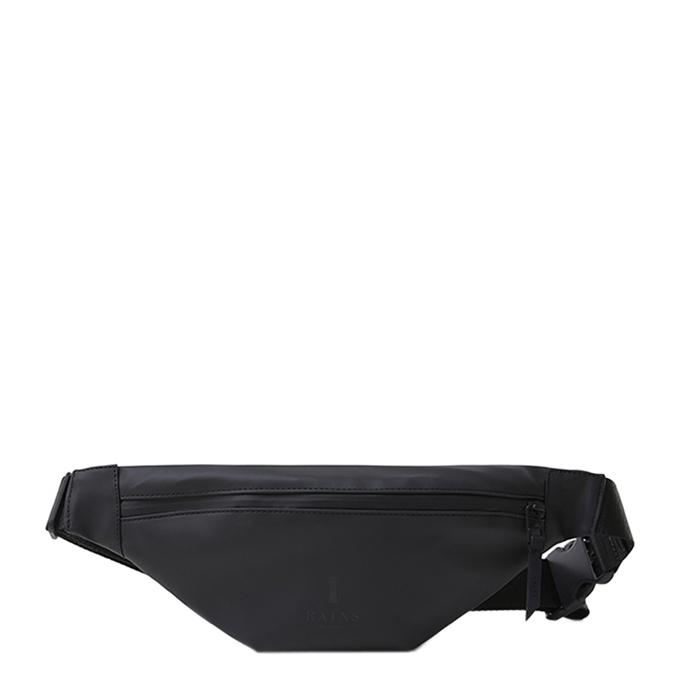 Rains Original Bum Bag Mini black - 1