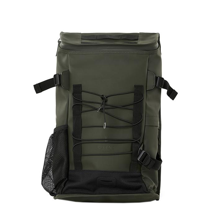 Rains Original Mountaineer Bag green - 1