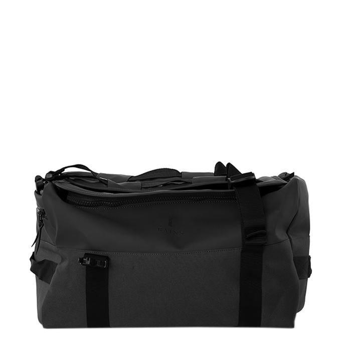 Rains Original Duffel Backpack black - 1